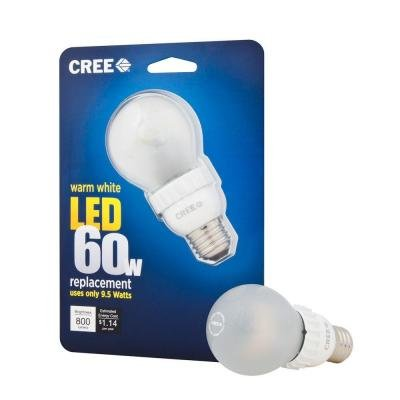 The Cree replacement lamp is hitting on more cylinders than most. It's price is right, it shape is acceptable. If only its color quality was better...