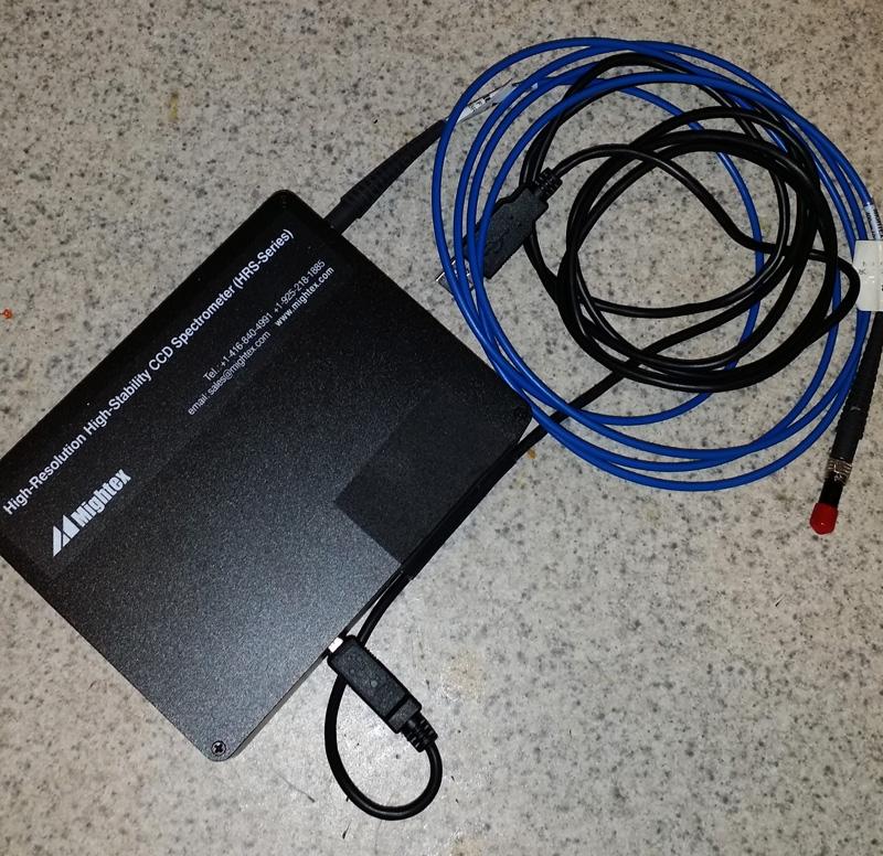 Mightex CCD Spectrometer